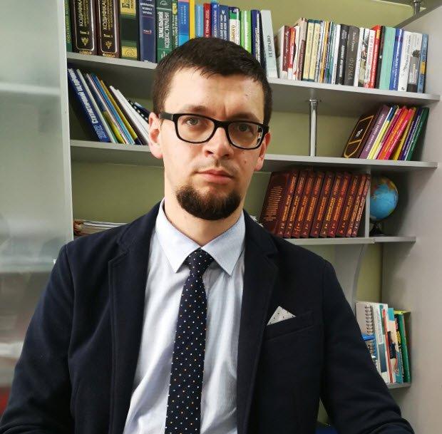Адвокат Гарієвський Володимир Миколайович